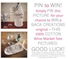 Market Tote Wine PIN to WIN