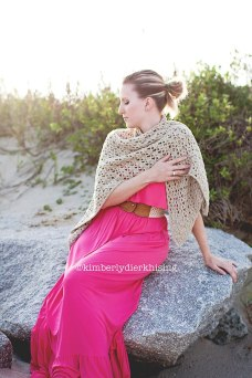 Baca Creations - Midsummer Wrap | Design Wars 3 Crochet Pattern